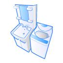 洗面所・洗濯機の水漏れ