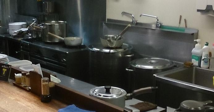 大阪市西淀川区中島 キッチン蛇口水漏れ修理
