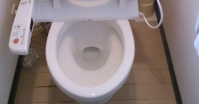 吹田市 トイレつまり