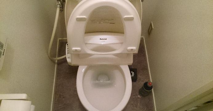 大阪市福島区野田 トイレのつまり除去