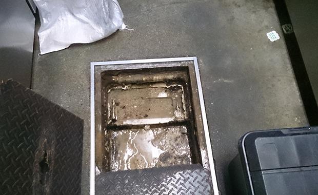 新宿区西新宿 下水のつまり