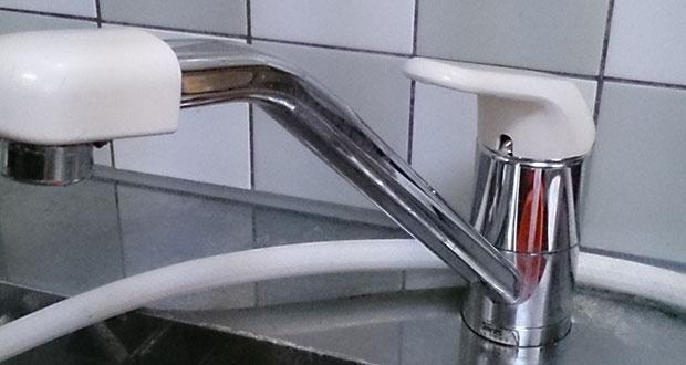 千代田区外神田 食器洗浄機故障に伴う水栓取り外し