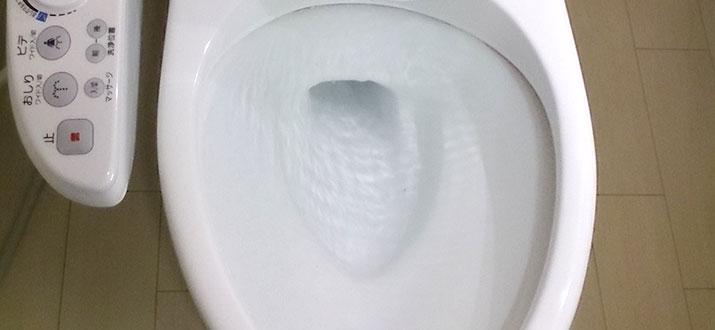 墨田区立川 トイレの詰まり除去