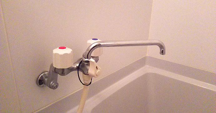 練馬区石神井町 浴室の水漏れ修理