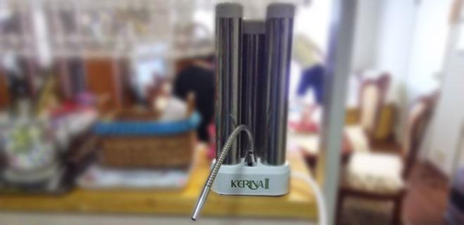神戸市北区 浄水器の取り付け